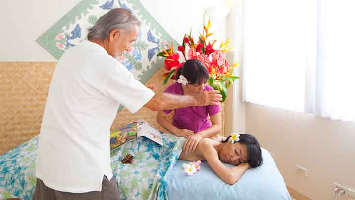 アロハ・ハンズ・マッサージ/Aloha Hands Massage Therapy