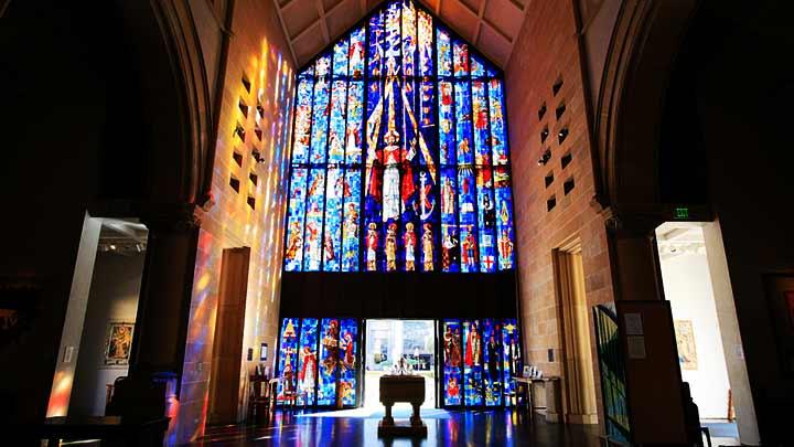 セントアンドリュース教会/ST.Andrew's Cathedral