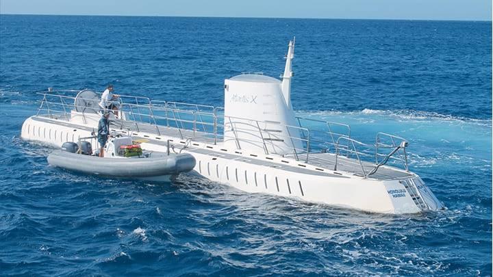 アトランティス・サブマリン/Atlantis Submarines