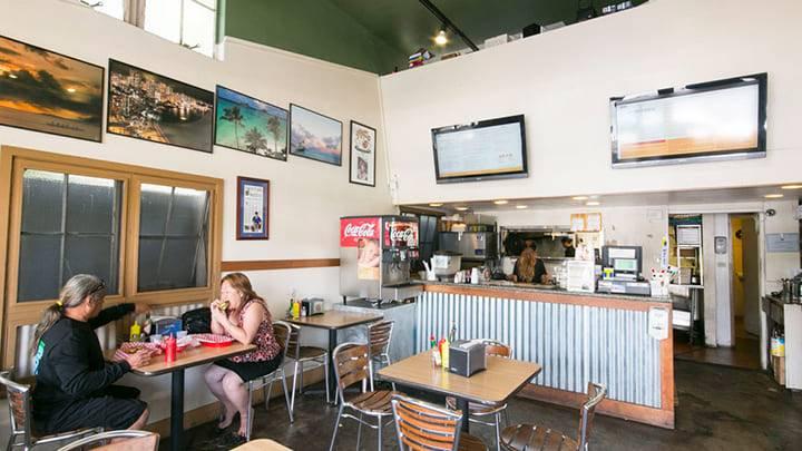 ホノルル・バーガー・カンパニー Honolulu Burger Company
