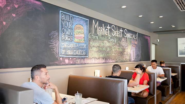 ザ・カウンター・カスタム・ビルト・バーガーズ The Counter Custom Built Burgers