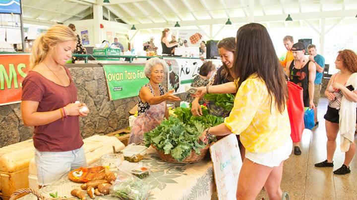 ハレイワ・ファーマーズ・マーケット/Haleiwa Farmers Market