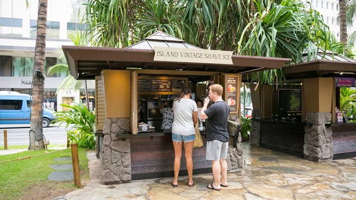 アイランド・ヴィンテージ・シェイブアイス Island Vintage Coffee Shave Ice