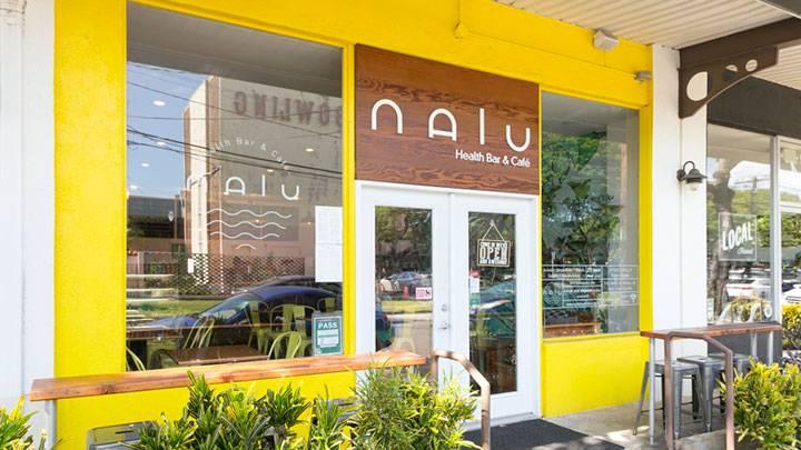 ナル・ヘルスバー&カフェ/Nalu Health Bar & Cafe