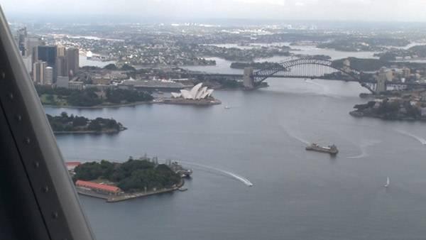 シドニー湾