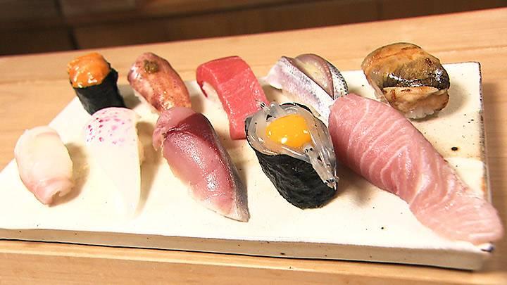 第18話 根津 鮨かじわら「白魚 掌で奏でる魚への讃歌」