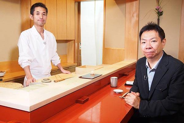 第12話「横浜 鮨はま田」 鰹 煌めく才能、弛まぬ研鑽
