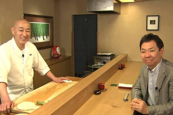 第28話 博多「鮨田可尾」白甘鯛 九州博多の目利き達人