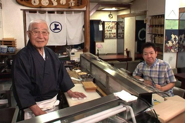 第34話 谷中「すし乃池」 穴子 寺町に生きる幸せの味