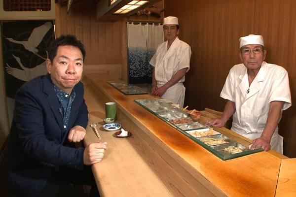 第66話 銀座「寿司処 銀座 ほかけ」小鰭 江戸前寿司の原点