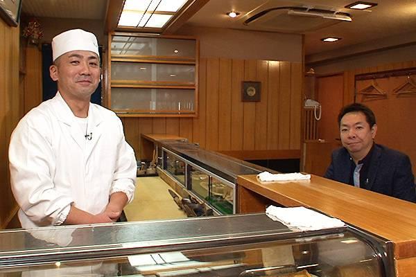 第68話 東日本橋「鮨 一條」青柳 遅咲きの大器