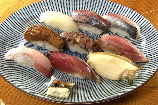 特別編「魚のプロ・根津松本と食べる 夏の寿司」(後編)