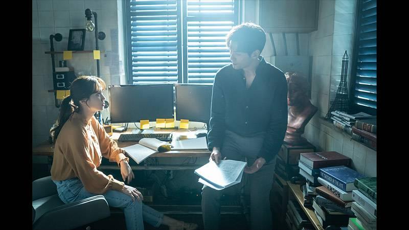 韓国ドラマ「私だけに見える探偵」のあらすじ・ストーリー