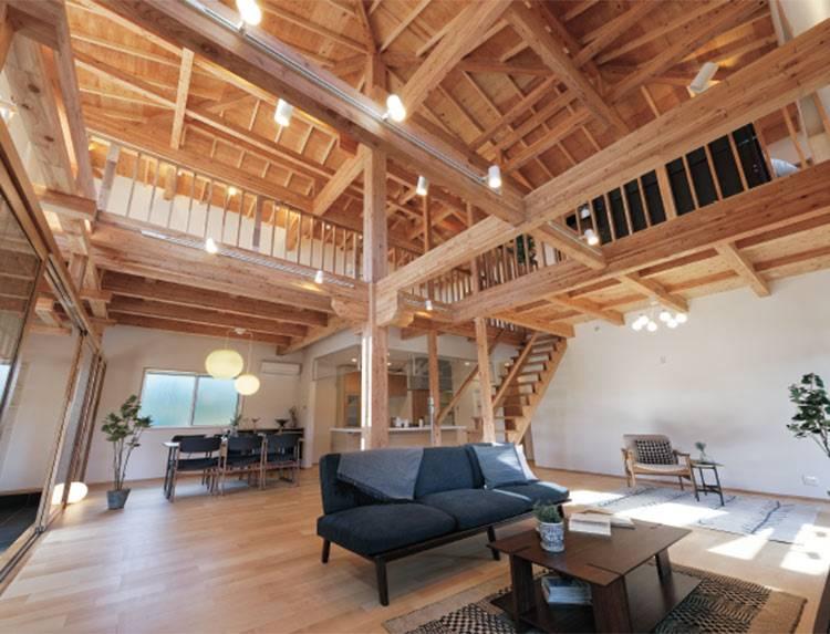 日本を強靭にするトップランナー『レジリエンス1』 ~災害大国ニッポンで建てる!千年品質伝統工法の家~のメインビジュアル