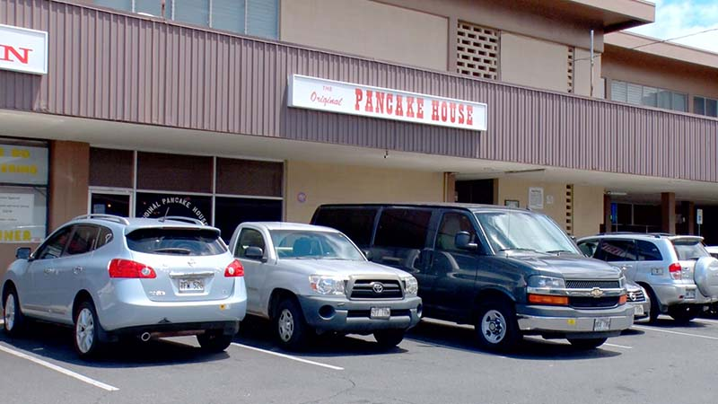 The Original Pancake House  オリジナルパンケーキハウス カリヒ店