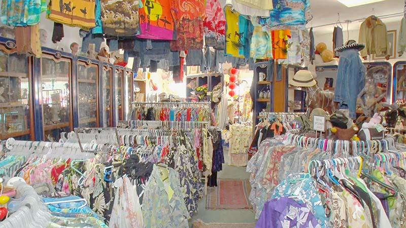 ベイリーズ アンティーク & アロハシャツ(Bailey's Antiques & Aloha Shirts)