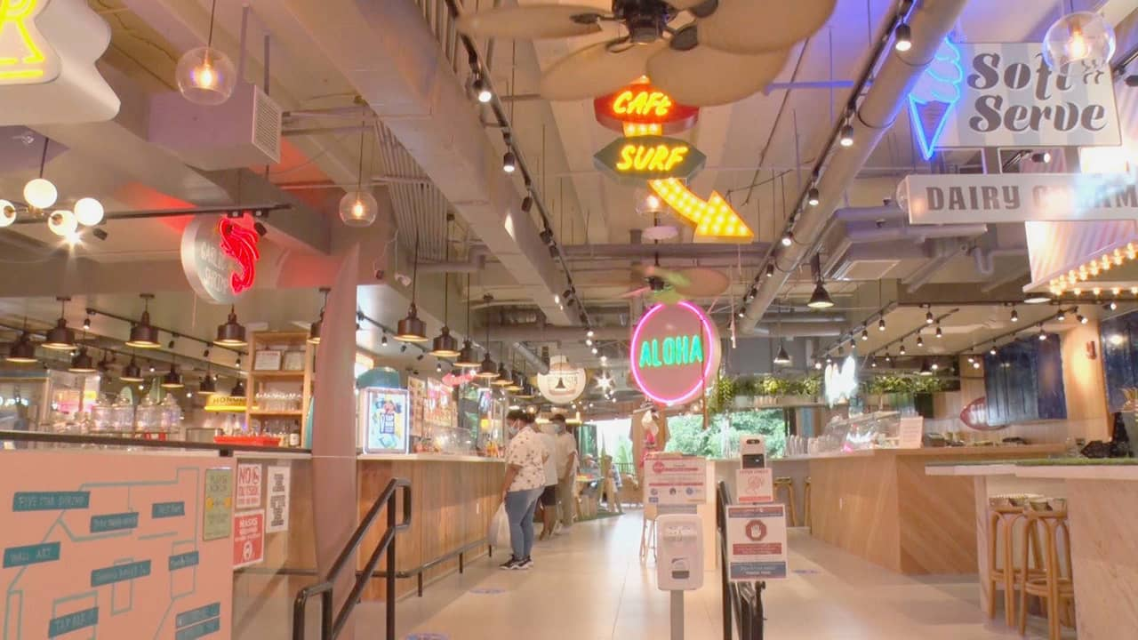 WAIKIKI FOOD HALL Co. ワイキキフードホール