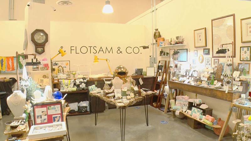 フロットサムカンパニー FLOTSAM&CO.
