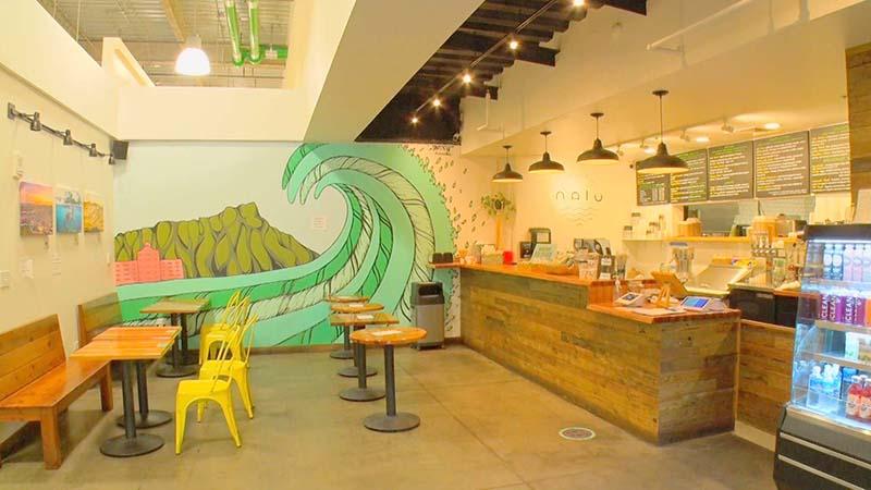 ナルヘルスバー&カフェ NALU HEALTH BAR & CAFE