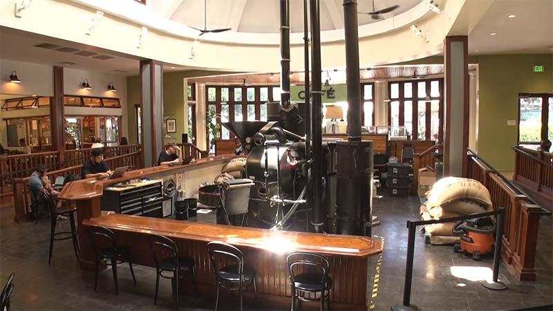 ホノルルコーヒー エクスペリエンスセンター
