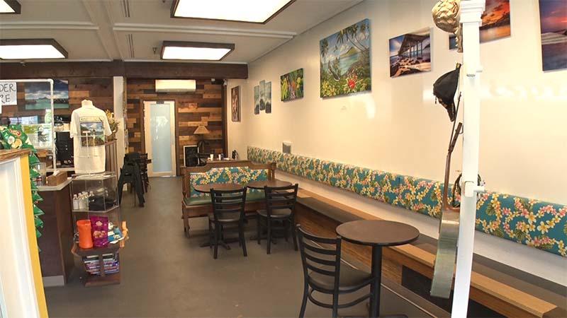 ハワイアン アイランド カフェ