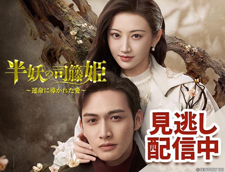 中国ドラマ「半妖の司籐(スー・トン)姫 ~運命に導かれた愛~」のトップイメージ