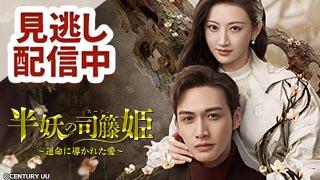 中国ドラマ「半妖の司籐(スー・トン)姫 ~運命に導かれた愛~」のサムネイル