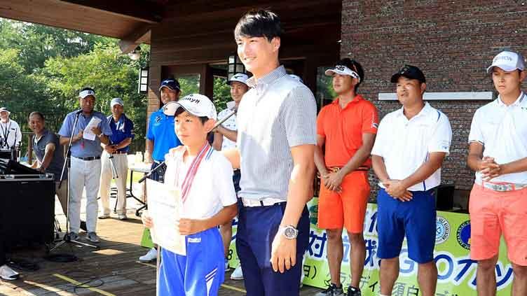 第16回スナッグゴルフ対抗戦JGTOカップ全国大会のメインビジュアル