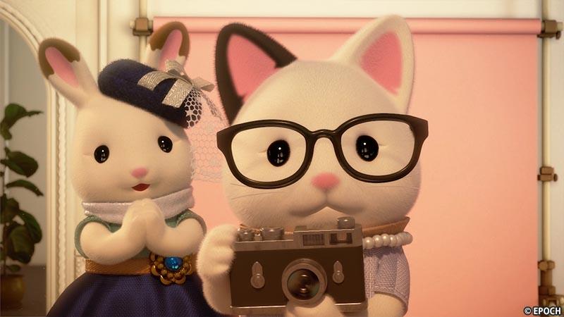 第6話「お姉さんたちのファッションショー」