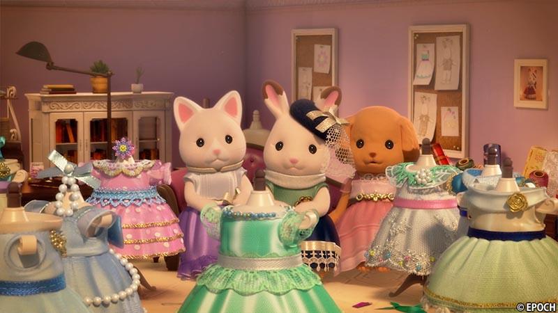 第11話「仮面パーティへようこそ」