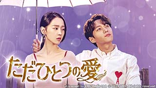 韓国ドラマ「ただひとつの愛」のサムネイル