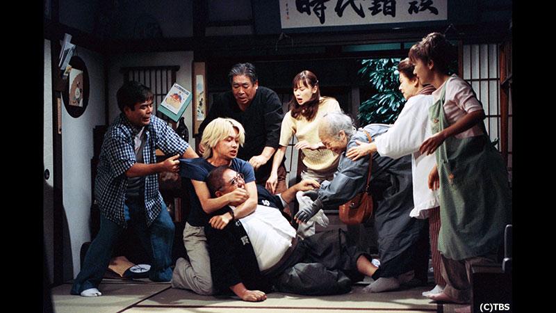 ドラマ「寺内貫太郎一家 2000」