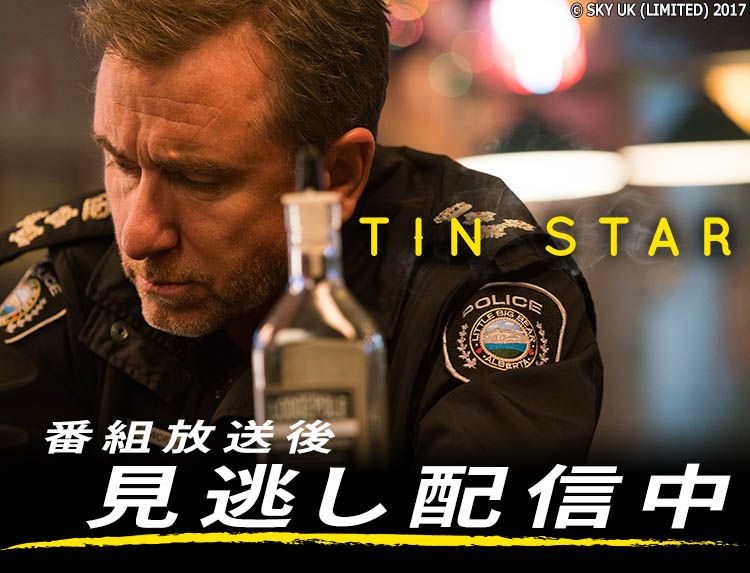 『Tin Star -もう一人の俺-』のトップイメージ