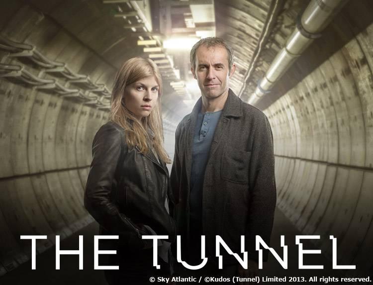 THE TUNNEL/トンネル-国境に落ちた血のメインビジュアル