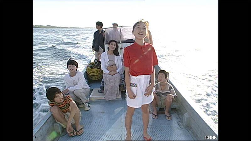 第1~6話「美(ちゅ)ら海の約束」