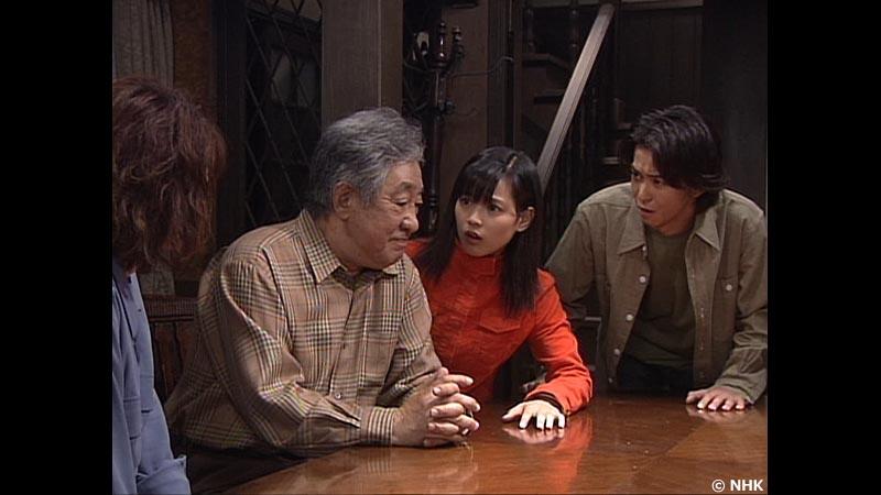第103~108話「家族の風(かじ)」