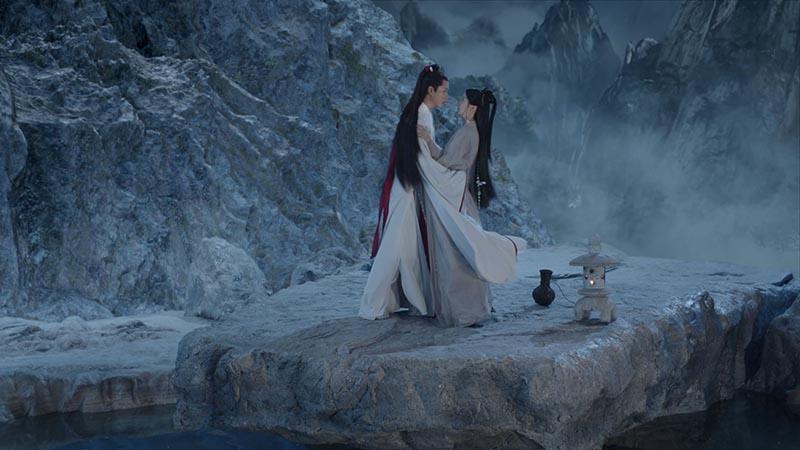 第19話 中秋節のキス