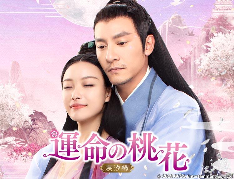 中国ドラマ「運命の桃花~宸汐縁~」のトップイメージ