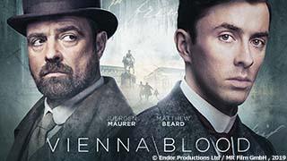 【日本初放送】「SHERLOCK」脚本家による推理バディドラマ 「Vienna Blood(ヴィエナ・ブラッド)」 11月13日(金)よる7時~放送のサムネイル