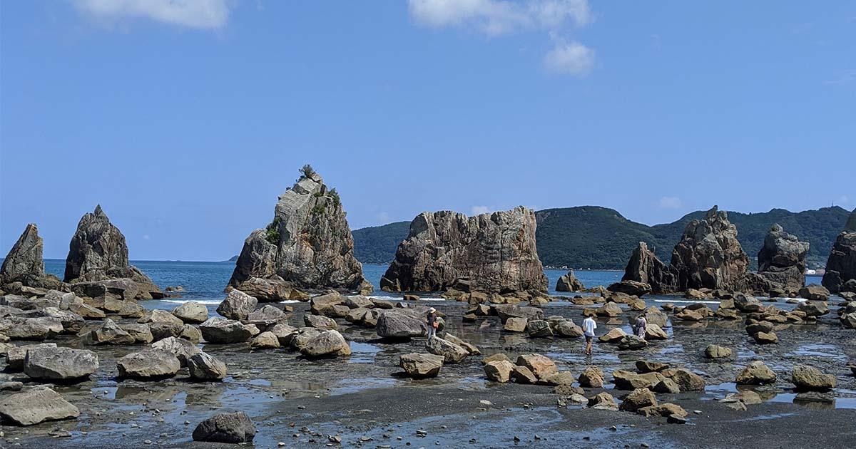 和歌山ほっこり探訪~南紀エリアの雄大な自然と歴史、食とリゾートを満喫~