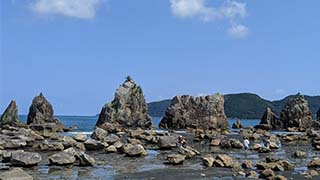 和歌山ほっこり探訪 ~南紀エリアの雄大な自然と歴史、食とリゾートを満喫~のサムネイル